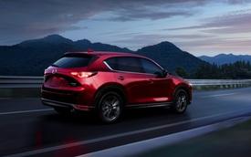 Đấu Honda CR-V, Mazda CX-5 2021 nâng cấp màn hình siêu lớn và thêm tính năng an toàn mới