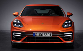 Porsche Panamera 2021 chính thức ra mắt, chờ ngày về Việt Nam