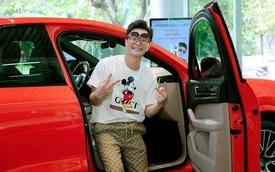 """""""Ông vua nhạc miền Tây"""" Lâm Hùng: 22 lần đổi xe hơi, vừa chi 7 tỉ mua xe mới"""