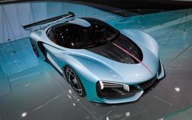 Hãng xe lâu đời nhất Trung Quốc mở bán siêu xe đầu tay: 'Hét giá' 1,45 triệu USD, sản xuất giới hạn 70 chiếc