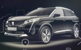 Peugeot 3008 bản nâng cấp 'nanh sử tử' cận kề ngày ra mắt