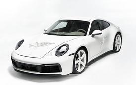 Cận cảnh Porsche 911 Carrera 4S độc nhất thế giới