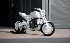 Lộ diện thiết kế bắt mắt của Triumph Trident 2020