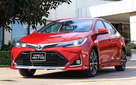 Toyota Corolla Altis nâng cấp tại Việt Nam: Chưa phải bản 2020, giá rẻ hơn, thêm trang bị đấu Mazda3