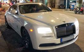 Đổi chủ, Rolls-Royce Wraith hàng hiếm trở về màu nguyên bản, hé lộ một chi tiết đặc biệt ít người biết