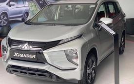 Không được ưu đãi trước bạ, Mitsubishi Xpander nhập khẩu tìm cách khuyến mại đẩy giá lăn bánh xuống dưới 600 triệu đồng