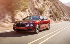 Bentley chạm ngưỡng 40.000 xe Flying Spur xuất xưởng