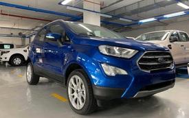 Lộ ảnh chi tiết Ford EcoSport 2020 sắp ra mắt Việt Nam: Thêm tính năng được nhiều người chờ đợi
