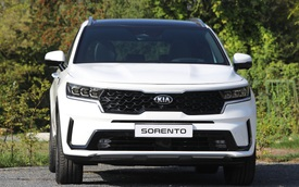 Kia Sorento thế hệ mới chốt lịch ra mắt Việt Nam: 'Lột xác' toàn diện thách thức Hyundai Santa Fe