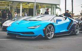 Những điều có thể bạn chưa biết về Lamborghini Centenario giá hơn 200 tỷ vừa được đại gia Việt tậu về