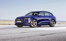 Audi chính thức tham chiến phân khúc xe hiệu suất cao đấu Porsche Taycan
