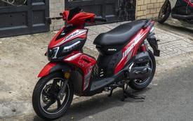 Benelli VZ125i giá 22,8 triệu đồng đấu Honda Vision và Yamaha FreeGo tại Việt Nam