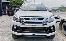 Isuzu mu-X hạ giá sốc còn 650 triệu đồng: Đấu Toyota Fortuner bằng giá Kia Seltos