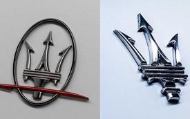 Có thể bạn chưa biết: Maserati đã âm thầm sử dụng logo đinh ba mới