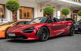 Rộ tin doanh nhân chơi siêu xe nổi tiếng Đà Nẵng 'chia tay' McLaren 720S Spider đỏ độc nhất Việt Nam, có thể đón siêu phẩm mới