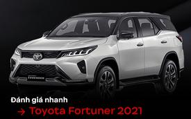 Đánh giá nhanh Toyota Fortuner Legender sát ngày ra mắt Việt Nam: Nhiều điều khó hiểu kiểu Toyota nhưng dễ lấy lại ngôi vua SUV 7 chỗ nếu giá tốt