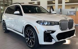 BMW X7 nhập tư hạ giá sốc: Rẻ hơn nửa tỷ đồng so với xe chính hãng, làm khó Lexus LX 570