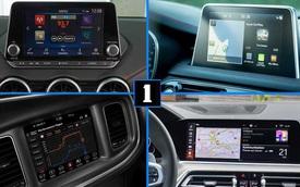 Những mẫu xe được người Mỹ đánh giá cao nhất về hệ thống thông tin giải trí: Vinh danh BMW X6, bất ngờ xuất hiện Nissan