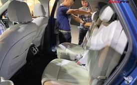Trải nghiệm 2 hàng ghế sau của Kia Sorento 2021 bản 6 chỗ: Rộng rãi và nhiều điểm gây bất ngờ