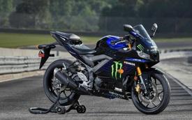 Yamaha YZF-R3 Monster Energy MotoGP Edition 2021 chính thức ra mắt