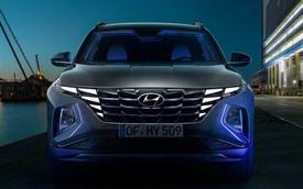 Ra mắt Hyundai Tucson 2021: Lột xác thiết kế, nội thất như Audi, sức ép lên Mazda CX-5 và Honda CR-V