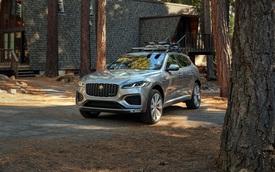 Ra mắt Jaguar F-Pace 2021: Đối thủ 'chung nhà' với Range Rover Velar