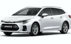 Ra mắt Suzuki Swace 2020: Mượn 'xác' Toyota Corolla cạnh tranh Mazda3