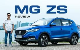 Đánh giá MG ZS: Chỉ mác Trung Quốc là điểm thua thiệt