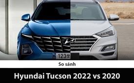 Bộ ảnh cho thấy Hyundai Tucson đời mới lột xác toàn diện như thế nào, về Việt Nam không tăng giá mới lạ