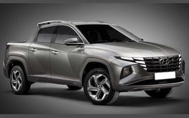 Lãnh đạo Hyundai 'lỡ lời' tiết lộ kích thước bán tải Santa Cruz trái ngược mọi tin đồn