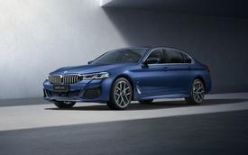 BMW 5-Series bản kéo dài chỉ ăn xăng 1,5L/100km