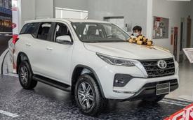 Toyota Fortuner 2021 đắt hay rẻ: Đây là khác biệt giữa 7 phiên bản với mức chênh lên tới 431 triệu đồng