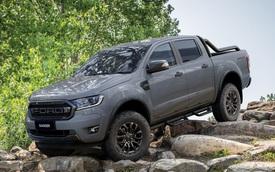 Ford Ranger thêm phiên bản mới với nhiều trang bị tiệm cận Ranger Raptor