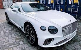Bentley Continental GT V8 thứ 2 về Việt Nam với diện mạo khác biệt