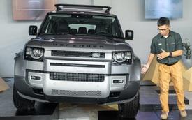 Chi tiết Land Rover Defender 2021: Xe off-road cho nhà giàu Việt, nhiều tính năng hay ho, giá cao nhất 6,31 tỷ đồng