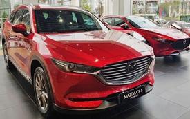 Mazda CX-8 nâng cấp trang bị tại Việt Nam: Cách làm khác lạ, giữ giá dưới 1 tỷ, đáp trả Toyota Fortuner 2021