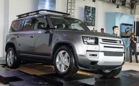 Land Rover Defender 2020 trình làng khách Việt: Thiết kế lột xác, giá từ dưới 4 tỷ đồng cạnh tranh Mercedes-Benz G-Class