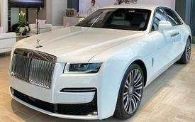 Đại lý tư nhân rục rịch nhận đặt cọc Rolls-Royce Ghost 2021: Siêu phẩm xe siêu sang chuẩn bị về Việt Nam