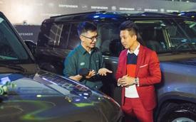 Sau Rolls-Royce Cullinan, doanh nhân Phạm Trần Nhật Minh tiếp tục chi tiền tỷ mua Land Rover Defender 2021