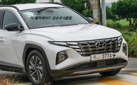 Hyundai Tucson 2021 lăn bánh ngoài đời thực: Đẹp như xe sang, chờ ngày về Việt Nam đấu Honda CR-V và Mazda CX-5