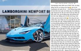 Bị tố sống ảo, người được cho là đã mua siêu xe Centenario 260 tỷ đồng phản pháo, hẹn 20 ngày có 'một thứ gì đặc biệt'