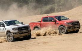 Xe đậm chất Mỹ nhiều nhất: Vinh danh Ford Ranger