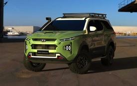 Đây có thể là SUV Hyundai đấu Toyota Land Cruiser