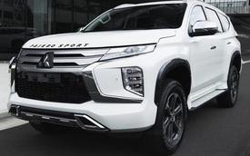 Mitsubishi Pajero Sport 2020 sắp ra mắt Việt Nam lộ thêm thông tin trước giờ G: 'Full option' như xe Thái, đe doạ Toyota Fortuner
