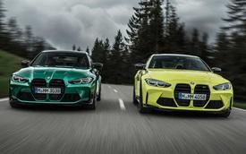 Ra mắt BMW M3, M4 mới: Đẹp và mạnh như ý nên lưới tản nhiệt dù có thô thì nhìn lâu cũng thành quen mắt