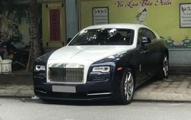 Sau tai nạn 'nát đầu', Rolls-Royce Wraith cực độc tại Hà Nội giờ ra sao?