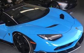 Doanh nghiệp tư nhân tiết lộ thông tin bất ngờ về chiếc Lamborghini Centenario Roadster được đồn đoán về Việt Nam