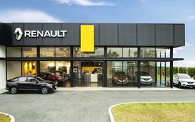 Renault trở lại Việt Nam, chung nhà với Lamborghini, Bentley và Aston Martin