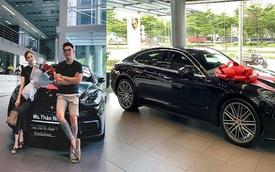 """CEO Tống Đông Khuê bất ngờ xoá hết hình ảnh về chiếc xe 5 tỷ sau khi bạn gái lên mạng nói: """"Xe em tự mua"""""""