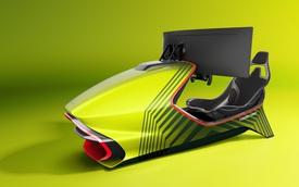 Ngắm bộ trang bị mô phỏng đua xe trị giá hơn 1,5 tỷ đồng của Aston Martin